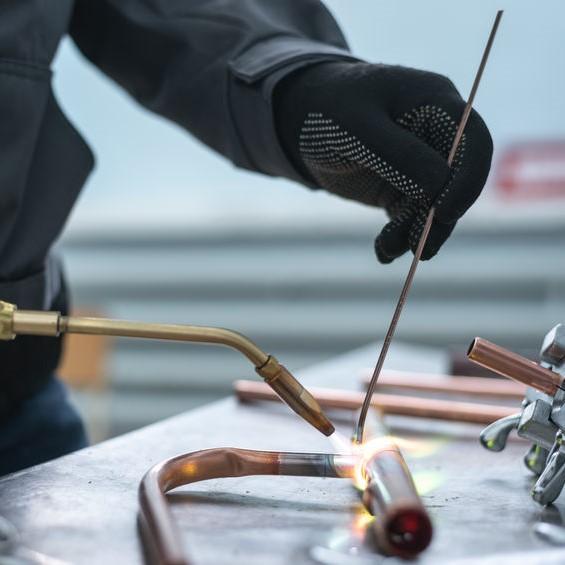 focused welding