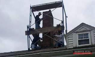 Call Now for Chimney Repair