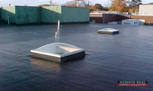 EPDM Roof Installation and Repair