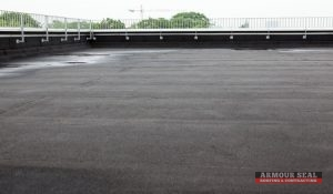 Exceptional EPDM Roof Installation