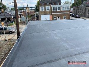 New EPDM Roof